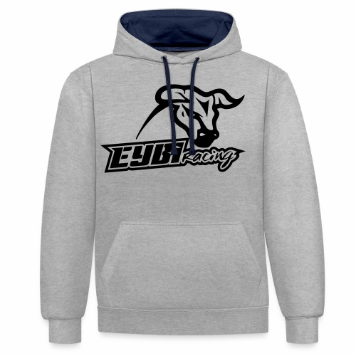 GAMME EYBIracing - Sweat-shirt contraste