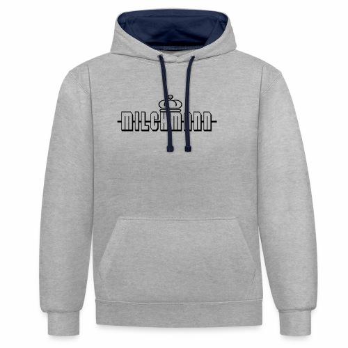 Merchandise - Kontrast-Hoodie