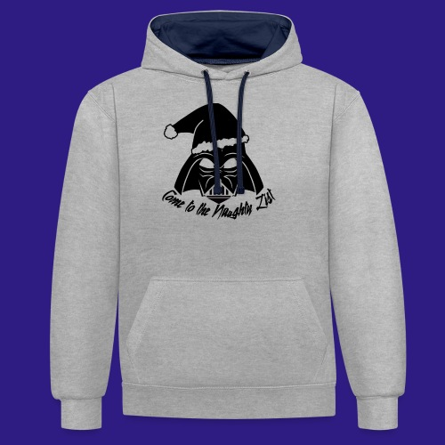 Vader's List - Contrast Colour Hoodie