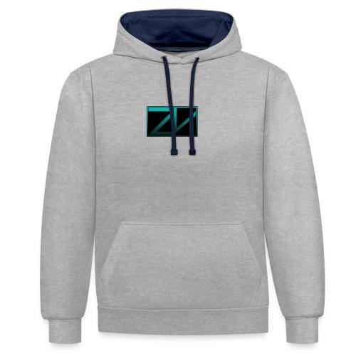 ZiVoid Basic - Contrast hoodie