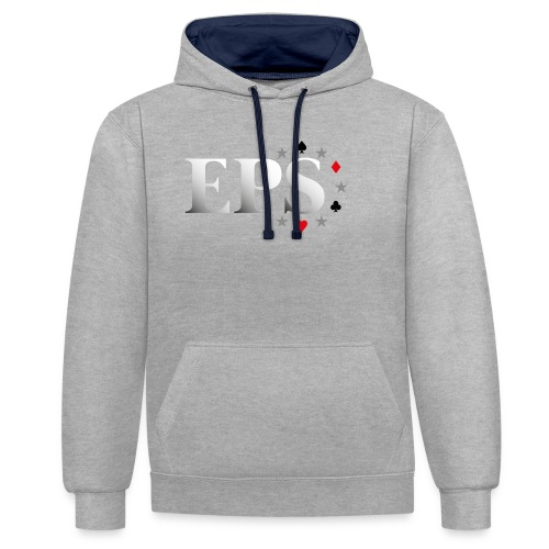 EPS - Sweat-shirt contraste