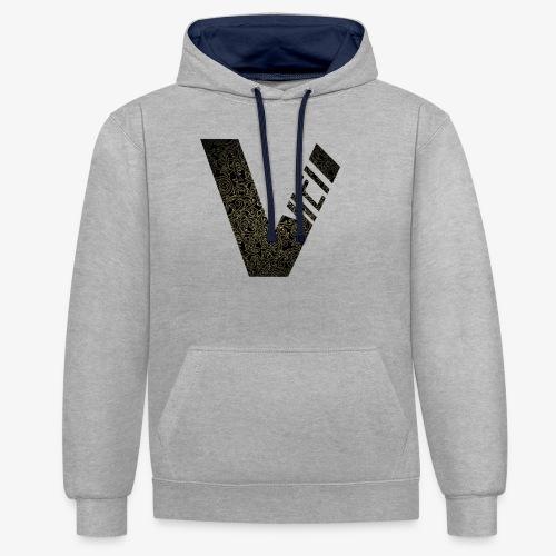 Vicio Royal - Kontrast-Hoodie