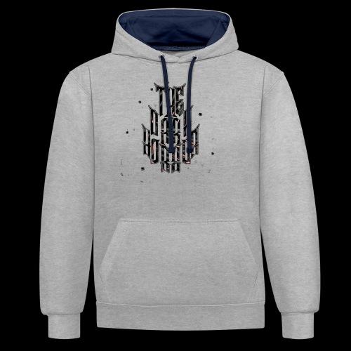 Style Bullet - Sweat-shirt contraste
