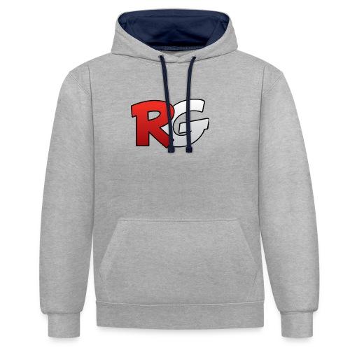 retrogang t-shirt - Contrast hoodie