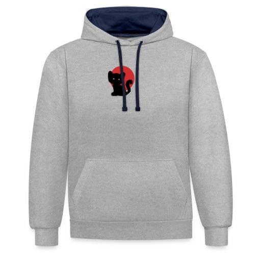 skarycat - Sweat-shirt contraste