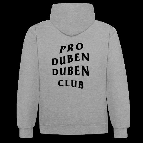 Pro Duben Duben Club S1 - Kontrast-Hoodie