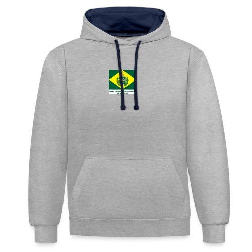 Brazil 200 years independence - Kontrast-hettegenser