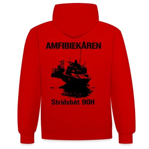 Amfibiekåren - Stridsbåt 90H - Kontrastluvtröja