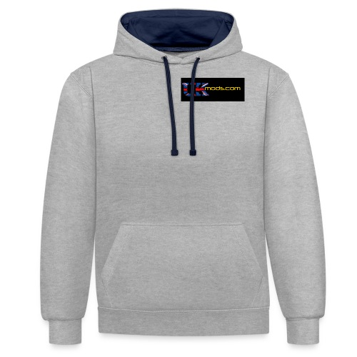 ukmods - Contrast Colour Hoodie