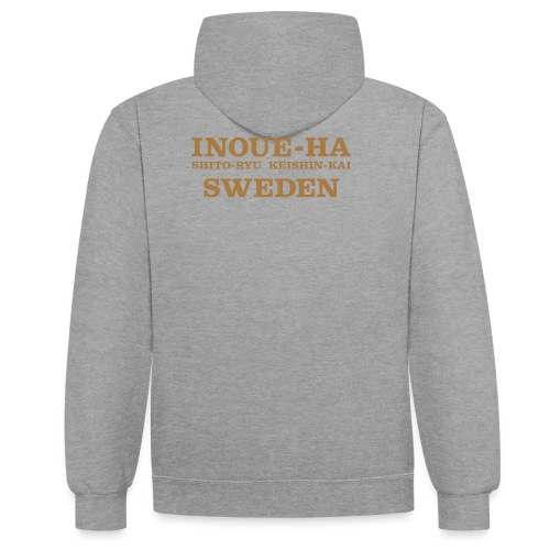 Sweden Inoue-ha Shito-ryu Keishin-kai -2 - Kontrastluvtröja