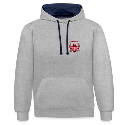 VBSK Albert Cuyp bokskleding - Contrast hoodie