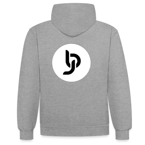 BassJammers - Contrast Colour Hoodie