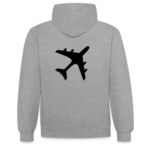 GoldenWings.tv - Contrast Colour Hoodie