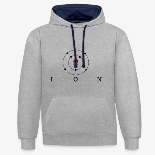 logo ION - Sweat-shirt contraste