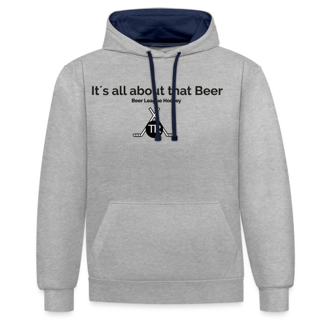 Its all about that beer