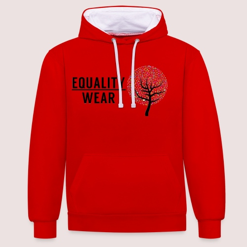 Musical Equality Edition - Contrast Colour Hoodie