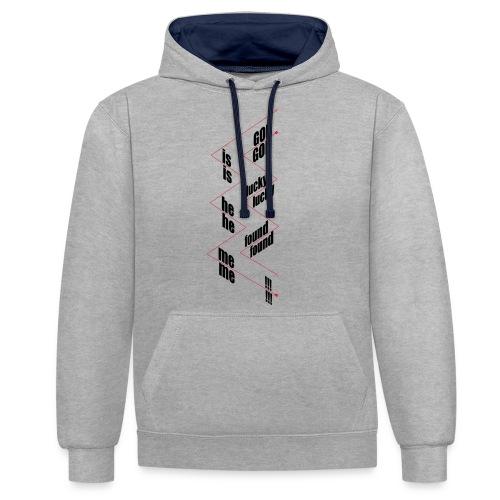 G.I.L.H.F.M. - Contrast hoodie