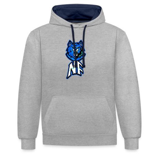 Noah Fortes logo - Contrast hoodie