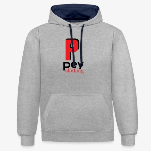 pey clothing - Sweat-shirt contraste