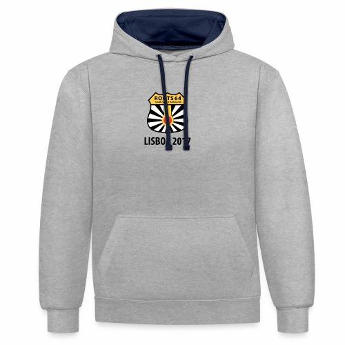 Roots 64 - Contrast hoodie