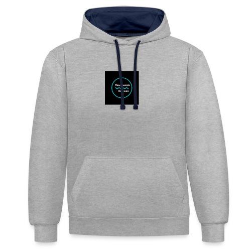 MaxSpanish - Contrast hoodie