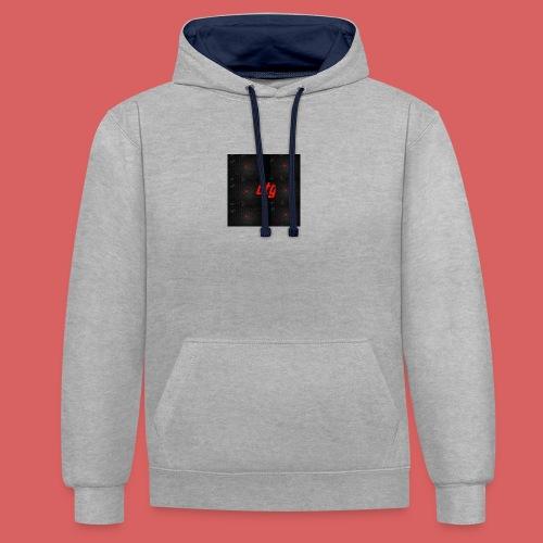 ctg - Contrast Colour Hoodie