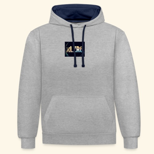 received 2208444939380638 - Sweat-shirt contraste