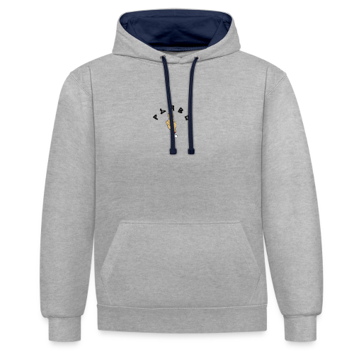 LogoPEABS - Sweat-shirt contraste