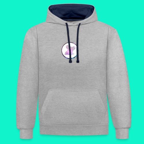 K LESEDI's - Contrast hoodie