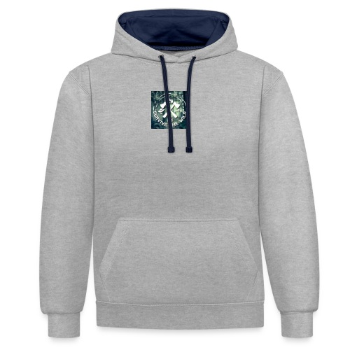 STW - Contrast Colour Hoodie