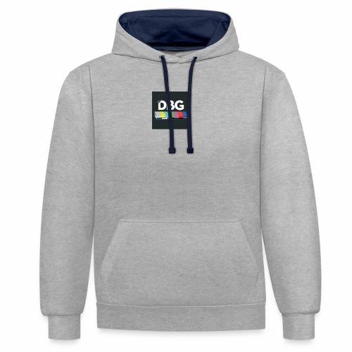 debestegamers - Contrast hoodie