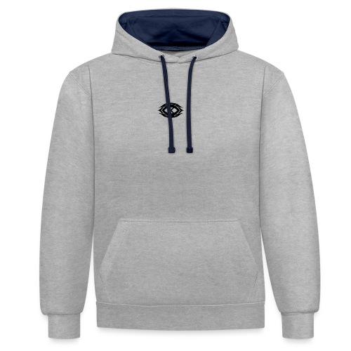 VisionX - Contrast hoodie