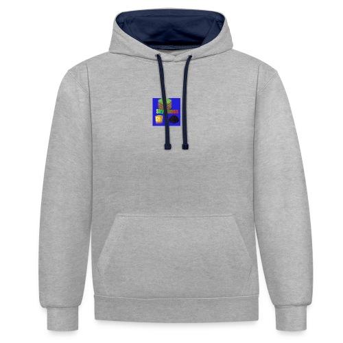 SkyGames - Contrast hoodie