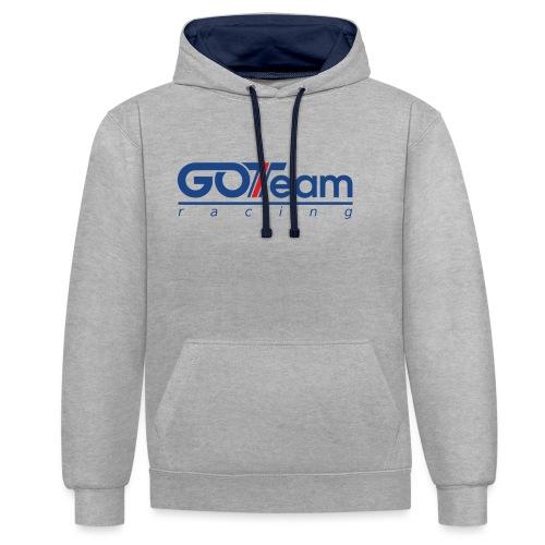 GOTeam Racing Blue - Kontrastluvtröja