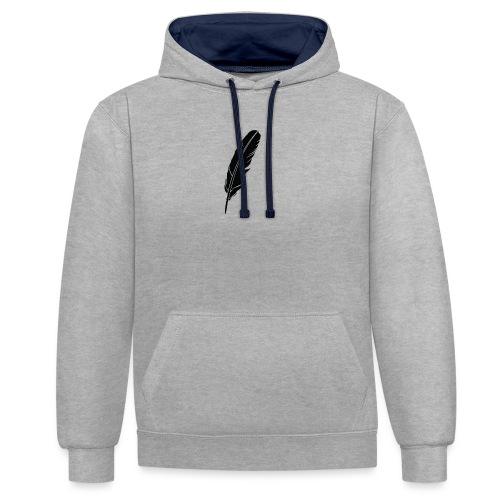 Plume Jug - Sweat-shirt contraste