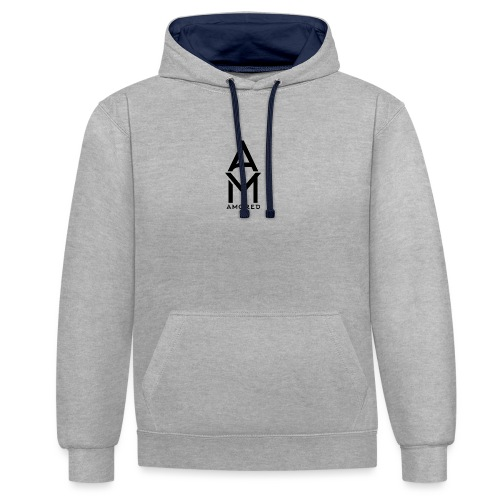 Amored Classic Design - Contrast hoodie