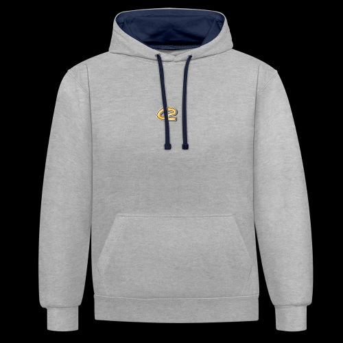 coollogo com 305571191 - Contrast hoodie