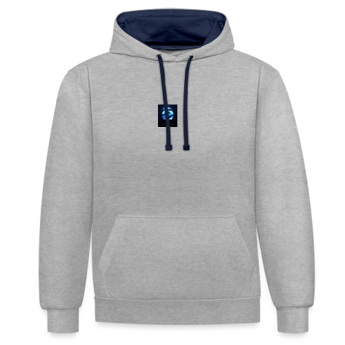ZAMINATED - Contrast Colour Hoodie