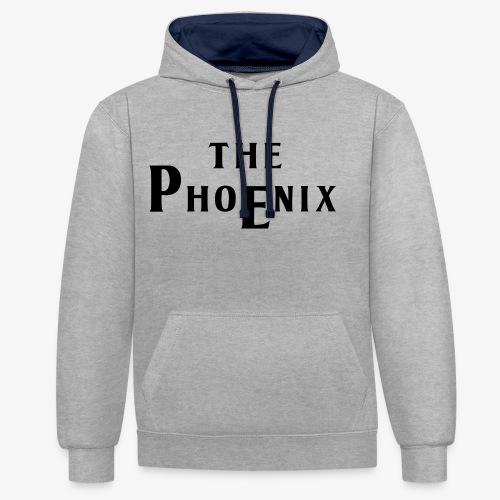 The Phoenix - Sweat-shirt contraste