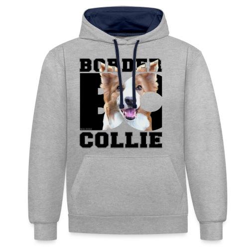 Border BC Collie IV - Kontrastihuppari