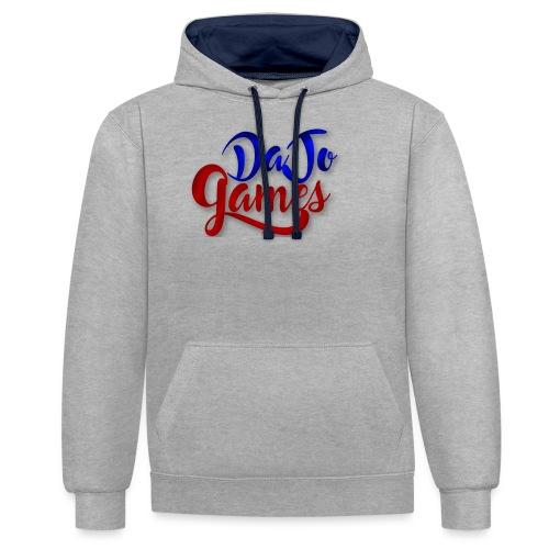 logo groot png - Contrast hoodie