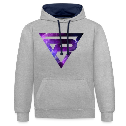 Limitless - Contrast Colour Hoodie