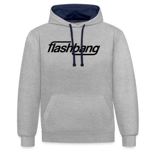 FlashBang Enkel - 100kr Donation - Kontrastluvtröja