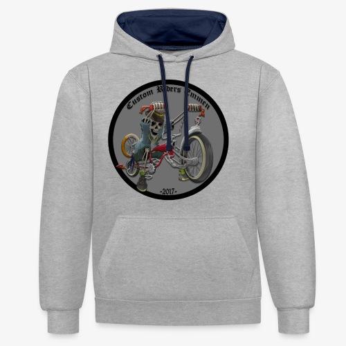 Custom Riders Emmen - Contrast hoodie