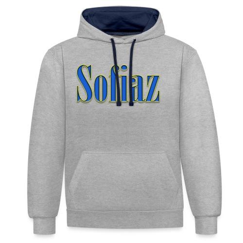Sofiaz - Kontrastluvtröja