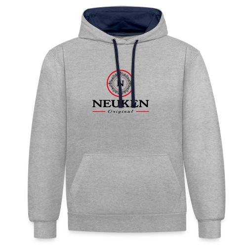 neuken original - Contrast hoodie