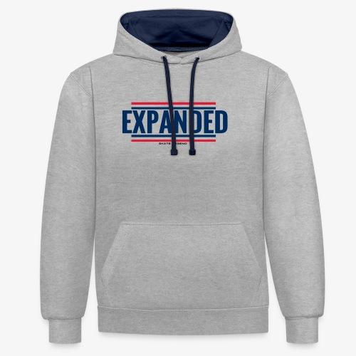 EXPANDED: original logo - Sweat-shirt contraste