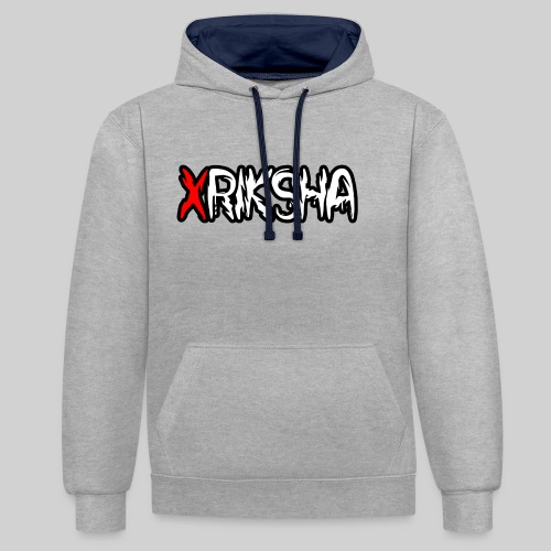 xRiksha - Kontrastihuppari