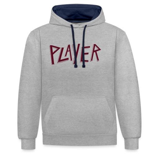 player Slayer - Sweat-shirt contraste