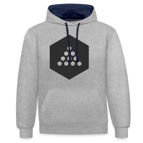 Wazup LOGO - Contrast hoodie